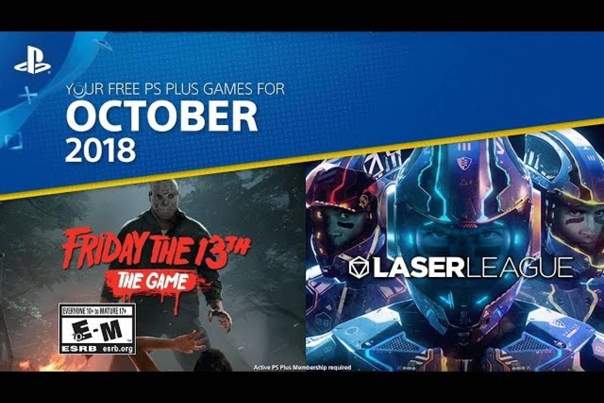 Friday The 13th Y Laser League Entre Los Juegos Gratuitos De
