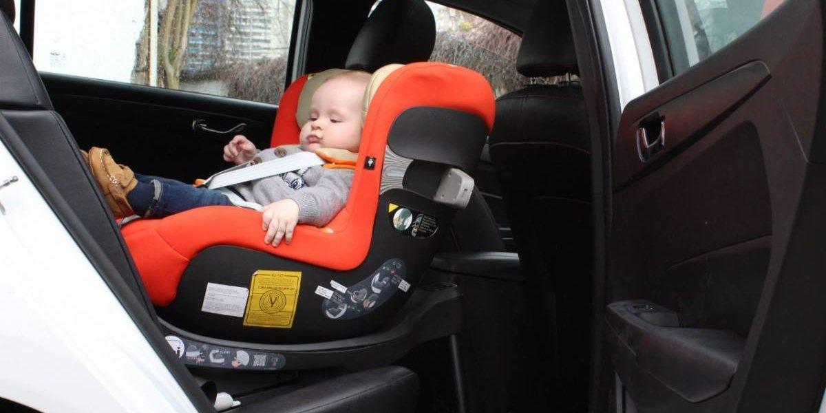 Llega la última generación en sillas de auto para niños