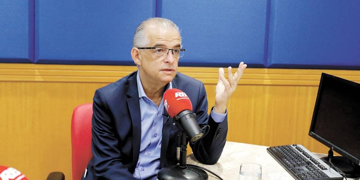'Vou para o 2º turno contra o Skaf', diz Márcio França
