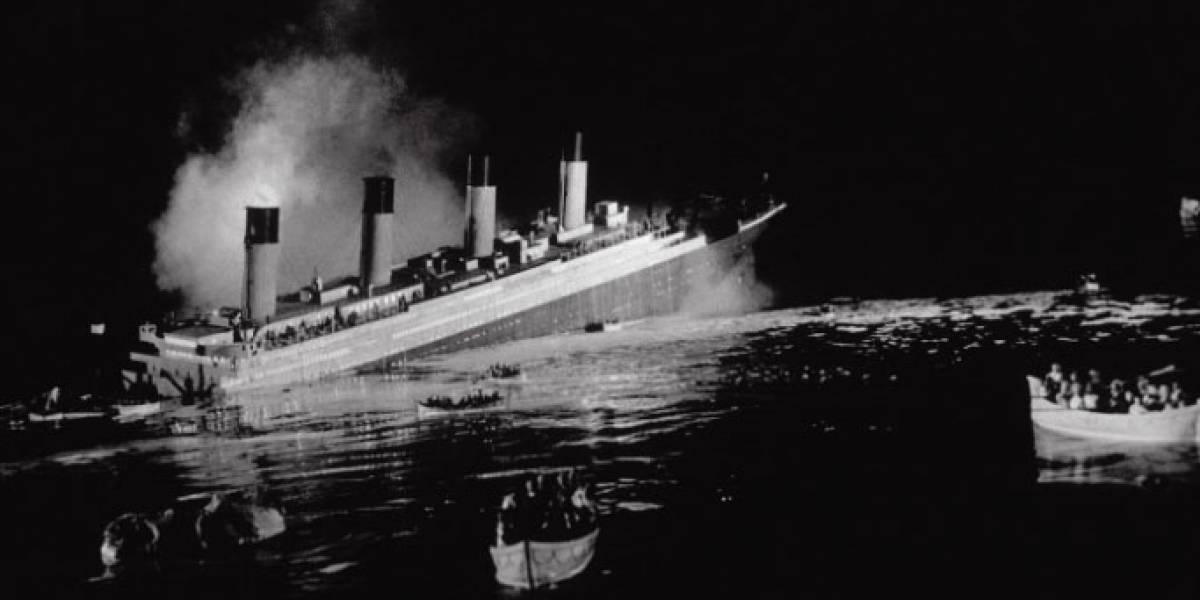 La nueva teoría sobre el Titanic: investigador asegura que naufragio no se debió al choque con un iceberg