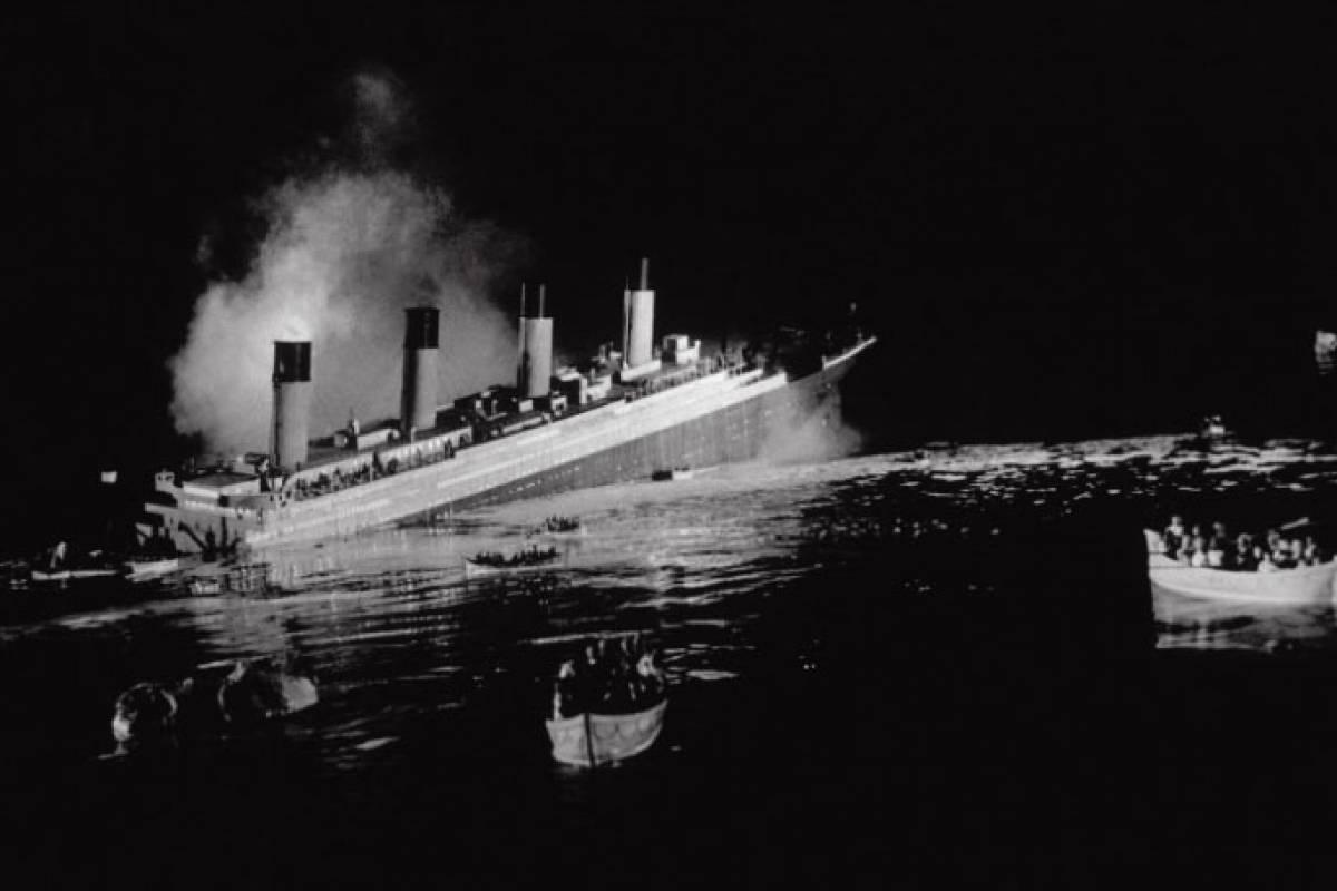 Resultado de imagen para El Titanic