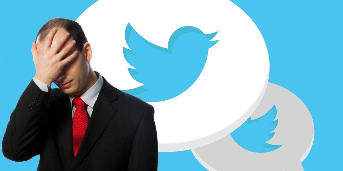 Bug de Twitter manda notificaciones cuando dejas de seguir a alguien