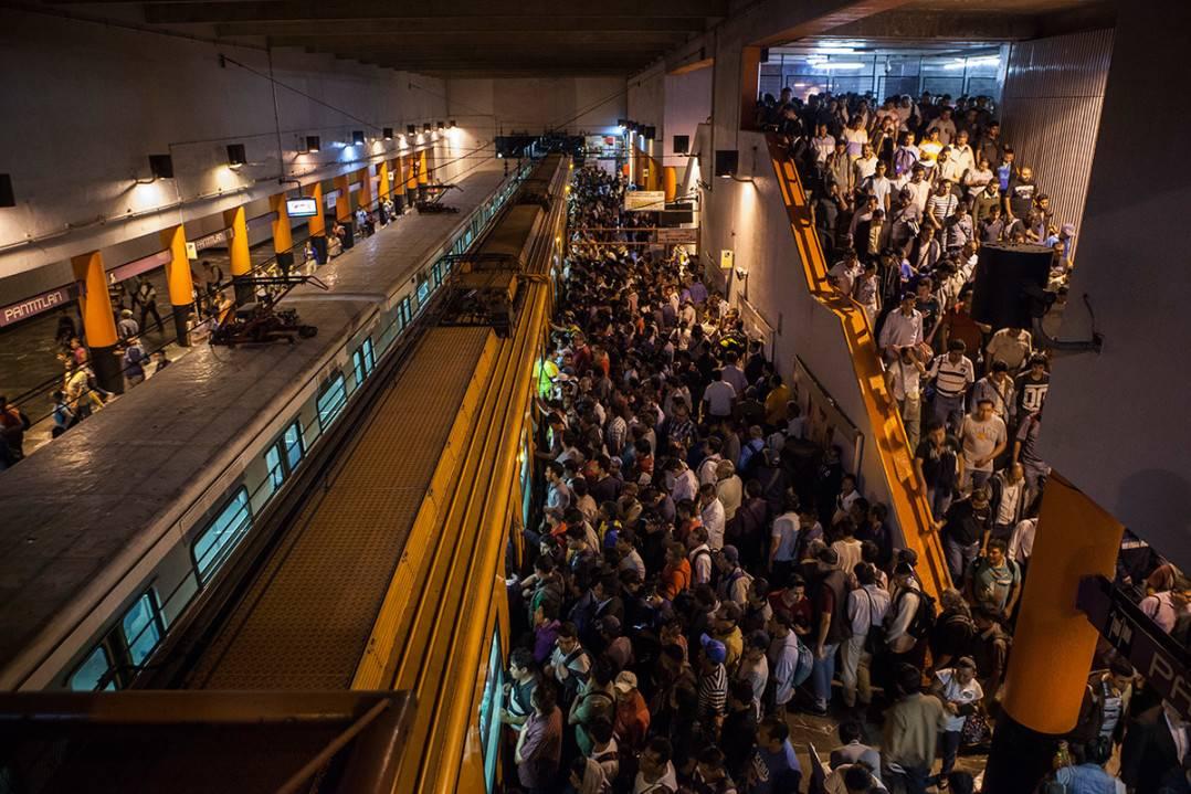 México: el suelo de la Ciudad de México se está hundiendo, y el Metro se irá con él si no se hacen reparaciones urgentes.