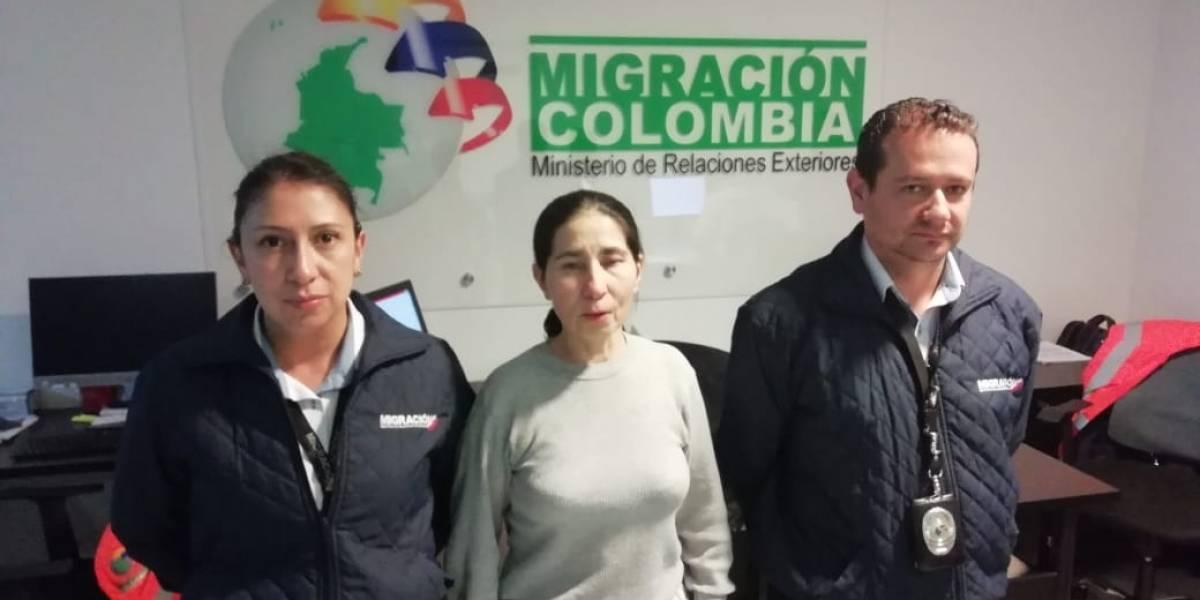 Estados Unidos deportó a alias Sonia, pero en Colombia podría quedar en libertad