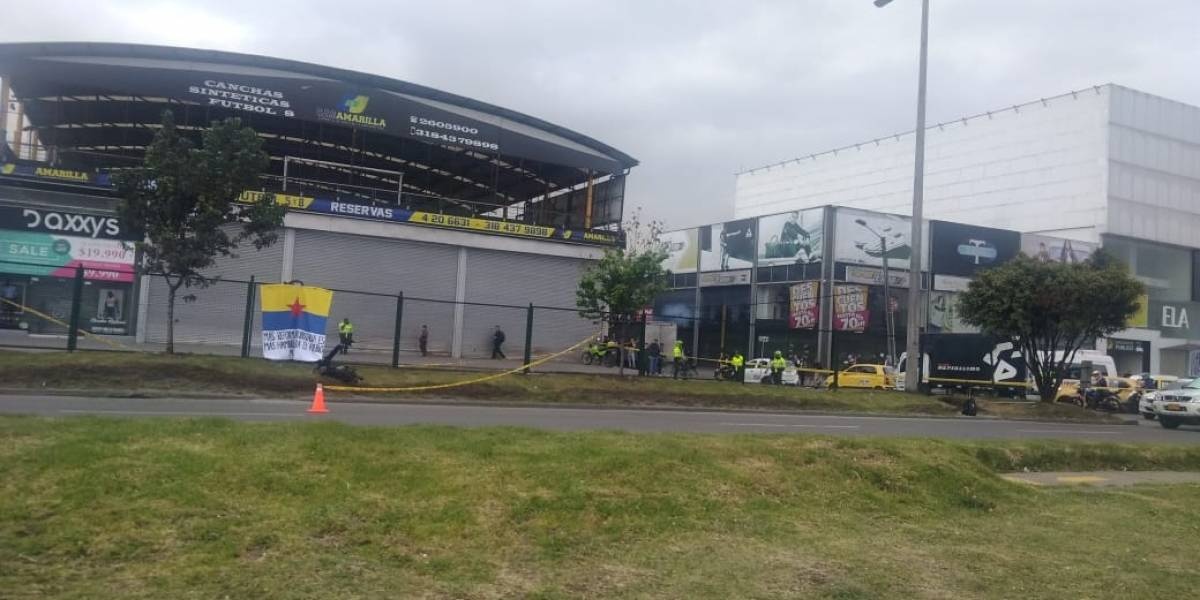Encuentran paquete sospechoso con bandera del MRP en Puente Aranda