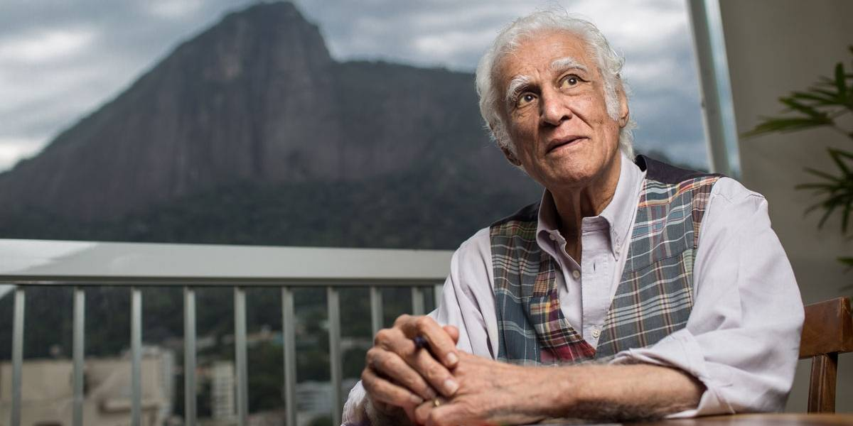 Ziraldo é internado em estado grave no Rio