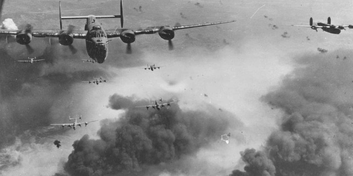 "Bombas da 2ª Guerra Mundial ""enfraqueceram"" atmosfera, diz estudo"