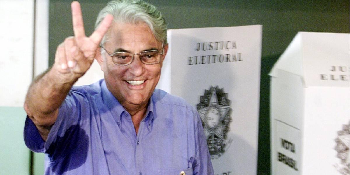 Morre, aos 82 anos, o ex-governador do DF Joaquim Roriz