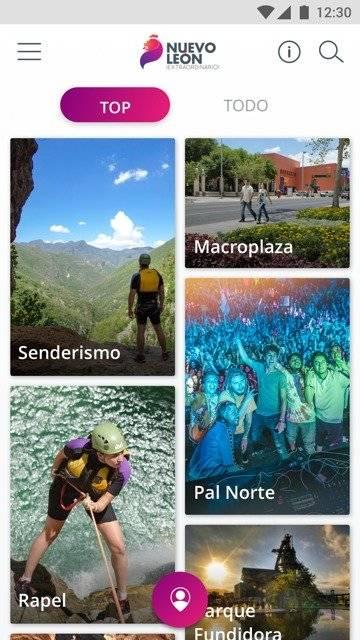 Pasaporte Nuevo León