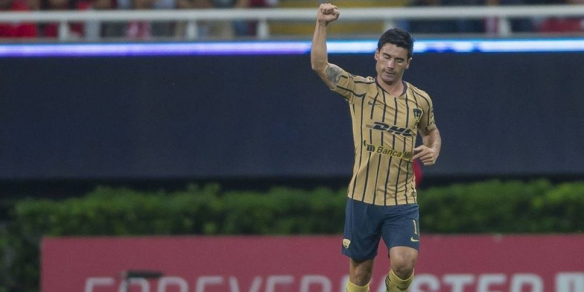 Pumas rompió mala racha en Guadalajara
