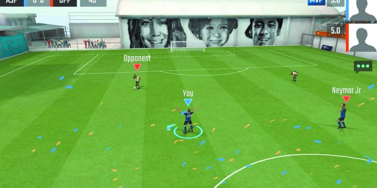 Match MVP: Neymar lança jogo gratuito para celular