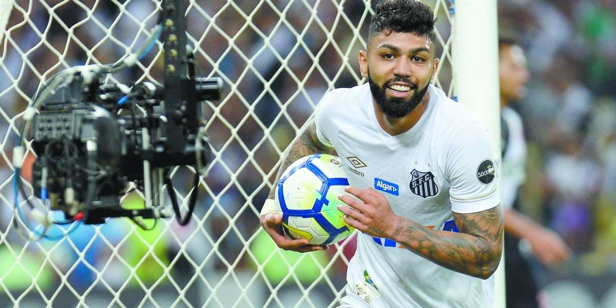 Campeonato Brasileiro: onde assistir ao vivo online o jogo Vitória x Santos pela 28ª rodada