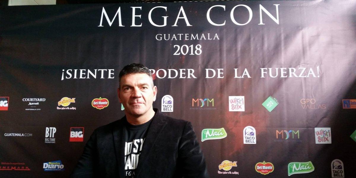 Mega Con Guatemala: Esto encontrarás en el evento de Star Wars