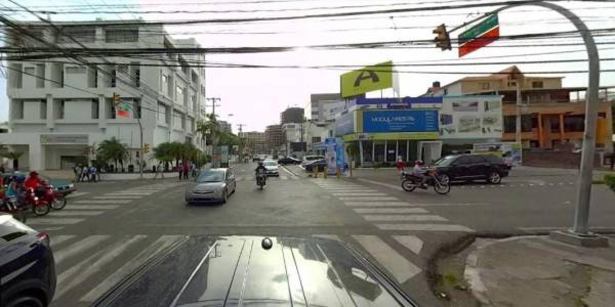 INTRANT informa tramo de la Gustavo Mejía Ricart estará peatonalizada este viernes
