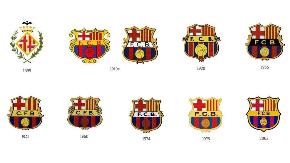 Este sería el nuevo escudo del Barcelona