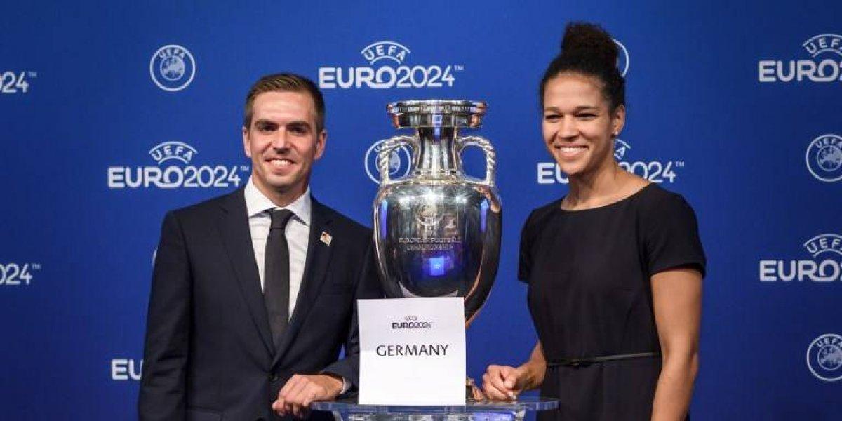 Alemania le gana el pulso a Turquía y será sede de la Eurocopa 2024