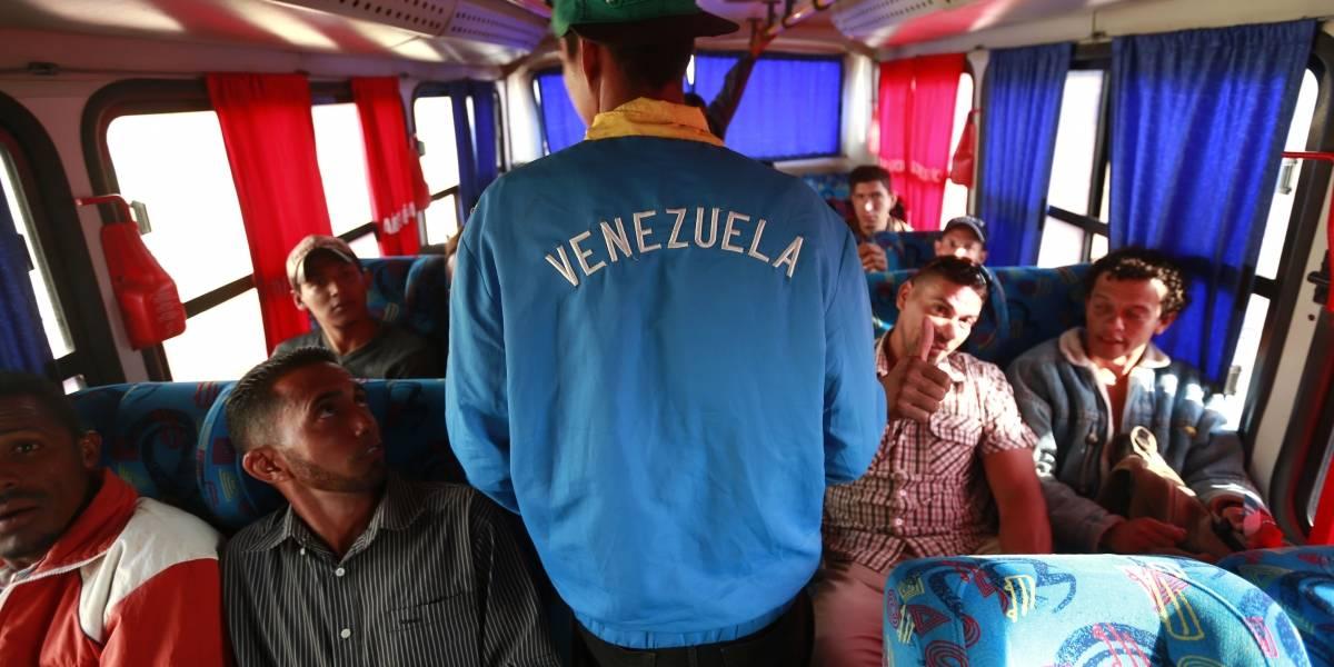 2.2 millones de dólares, en asistencias alimentarias a venezolanos en Ecuador