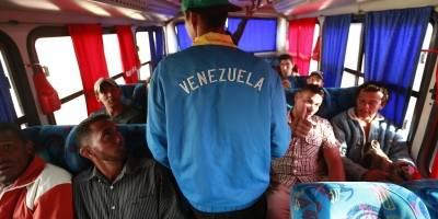 Asistencia alimentaria en Ecuador a venezolanos