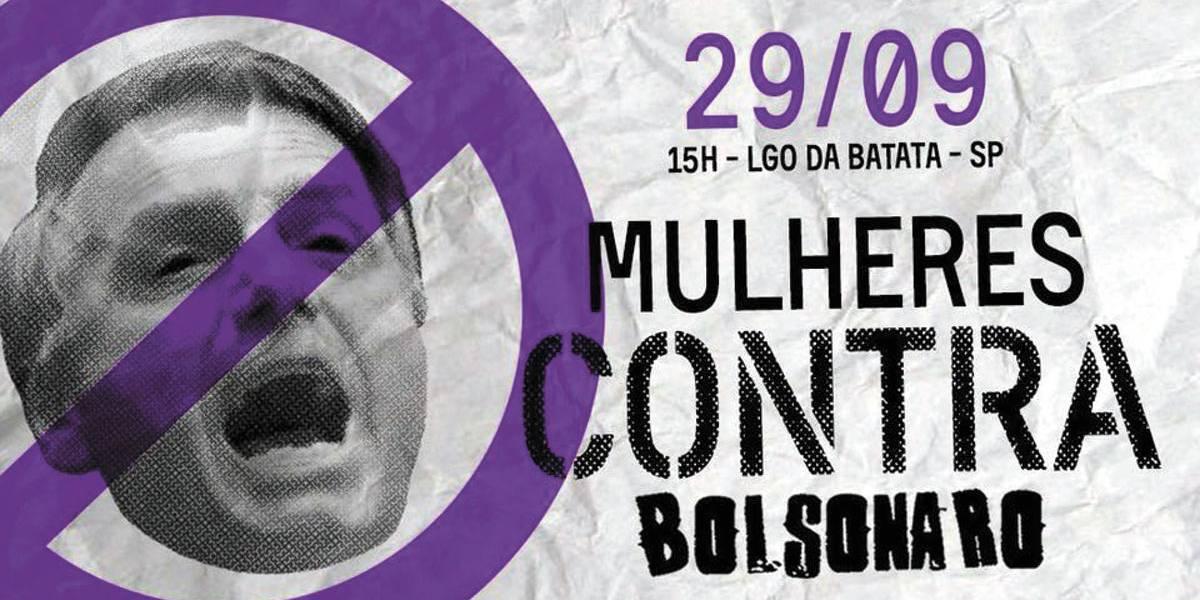 Fim de semana terá atos contra e pró-Bolsonaro