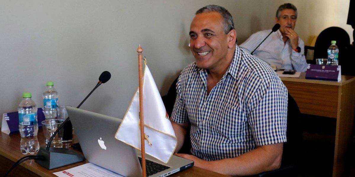 """Pablo Milad va de candidato a la ANFP y en su bloque la confianza es total: """"Corre solo"""""""
