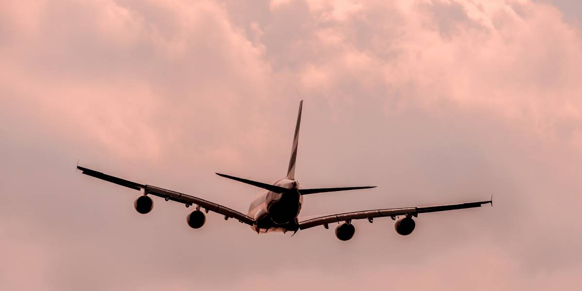 Perdió el avión y corrió en la pista para alcanzarlo; fue detenido