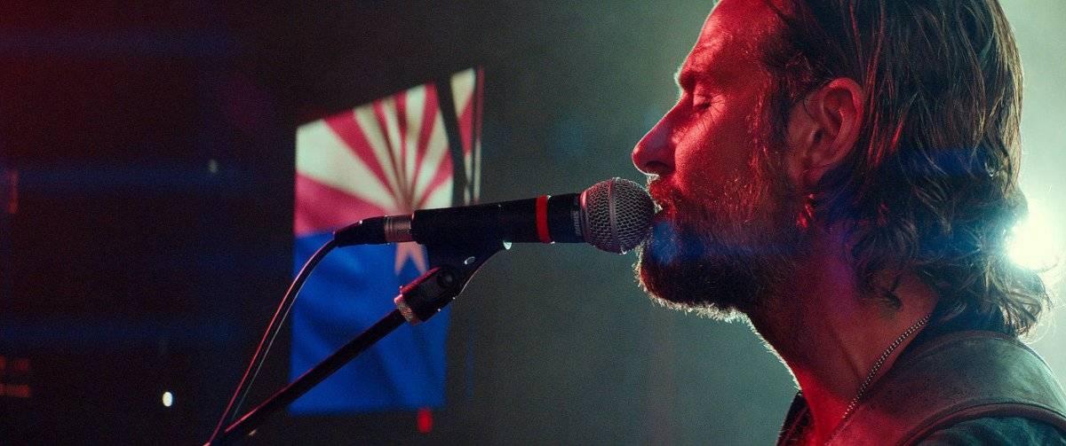 Bradley Cooper em Nasce uma Estrela