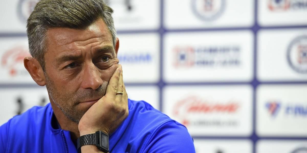 Caixinha queda fuera por lo que resta de la Copa MX