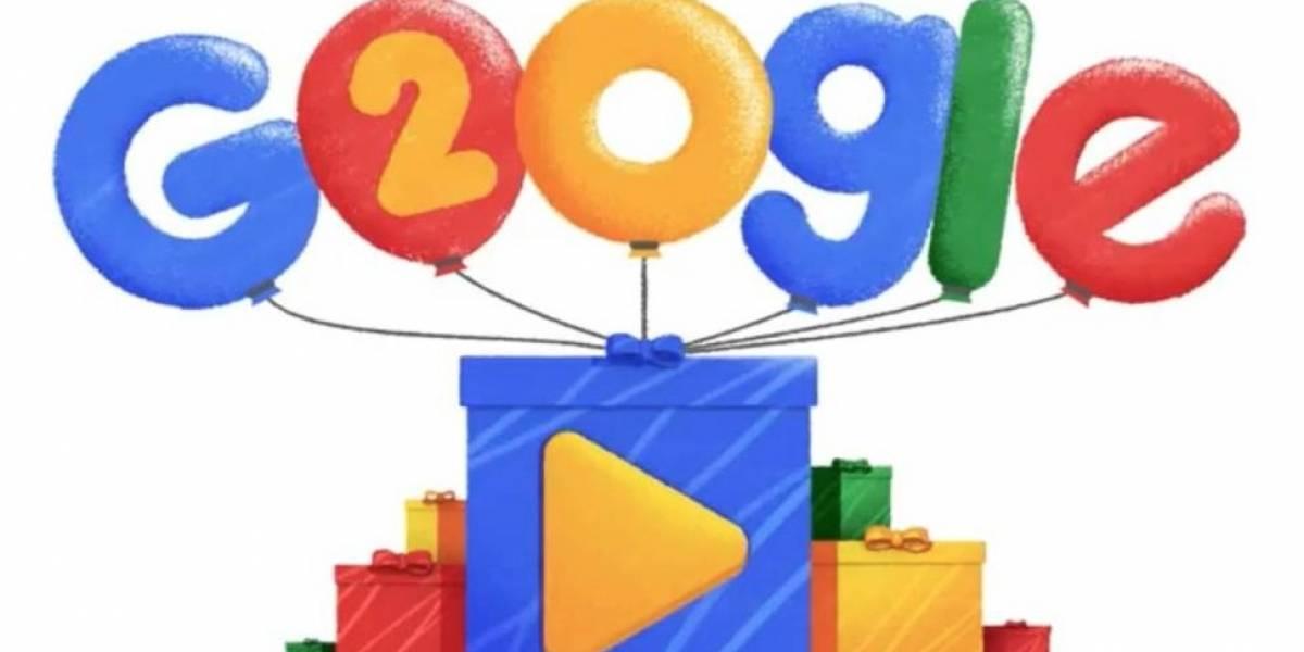 20 años de Google ¿Cómo cambió nuestras vidas?