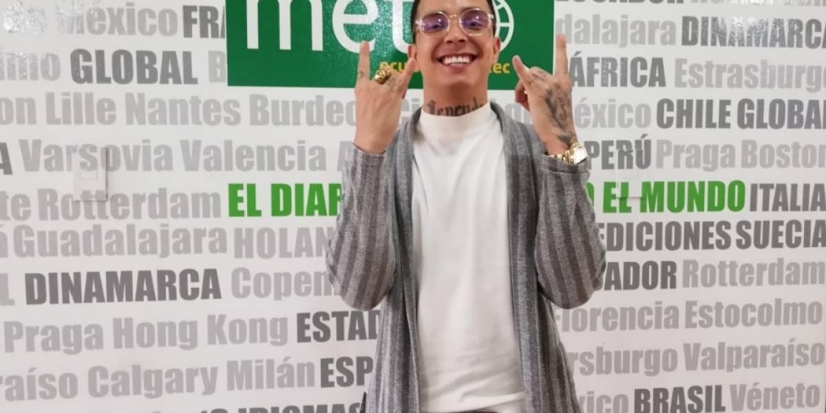 """Sixto Rein regresa renovado con """"Tapita Borrá"""""""