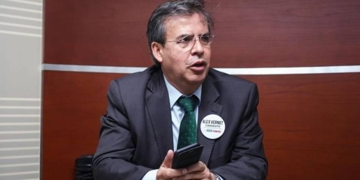 Capturan a excandidato a la Alcaldía de Bogotá por caso Hyundai