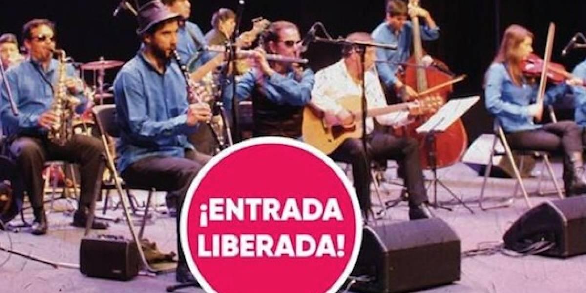 """Orquesta Nacional de Ciegos presenta el espectáculo """"Viva Chile"""" en La Cava de San Miguel"""