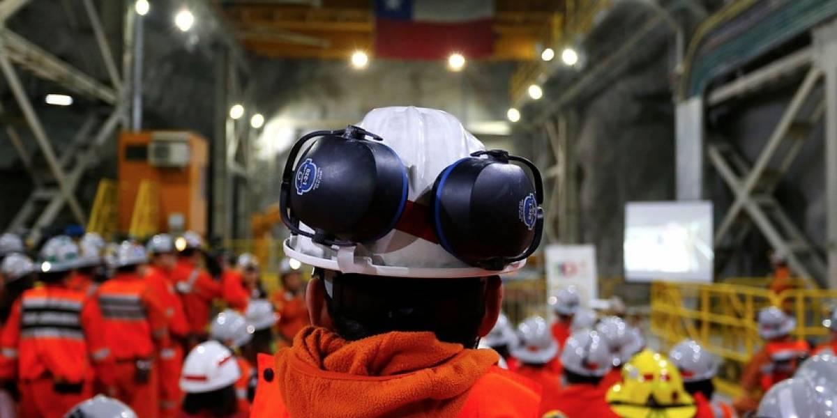 Mineros de Codelco Divisón Andina aprueban negociación colectiva y se levanta la paralización