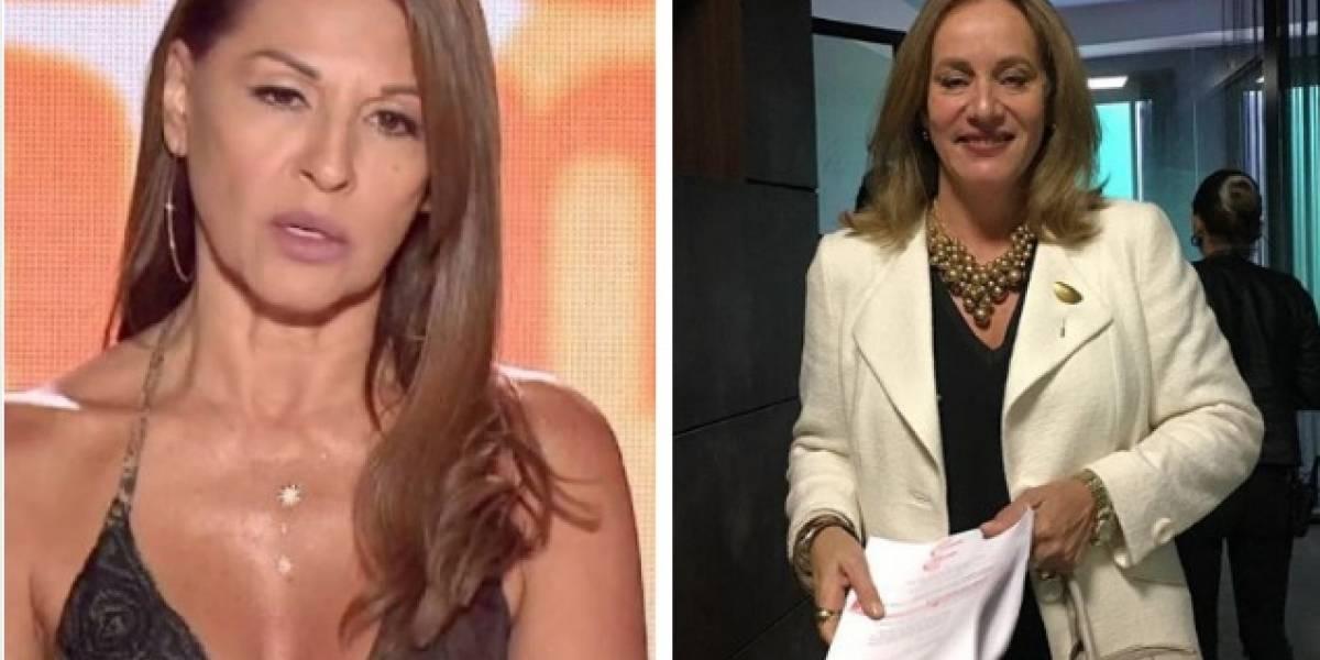 Esto dijo Amparo Grisales sobre pelea con Alejandra Borrero