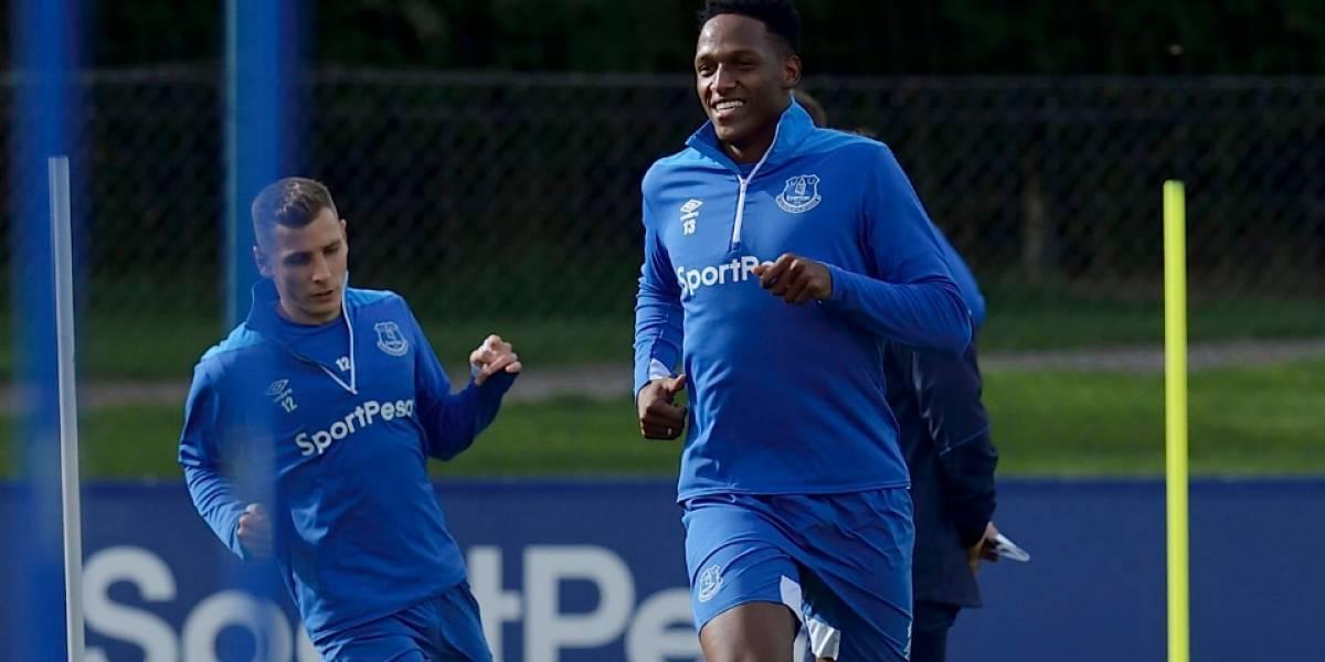 La terrible noticia que recibió el defensor del Everton y nos duele a todos