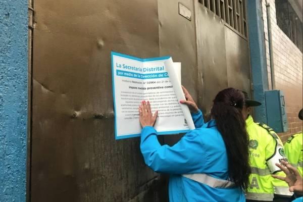 Sellan 50 curtiembres en Bogotá por contaminación ambiental