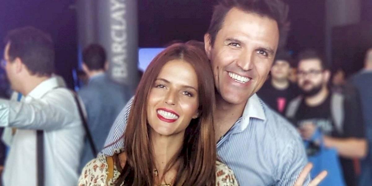 Claudia Álvarez y Billy Rovzar anuncian embarazo con divertida imagen