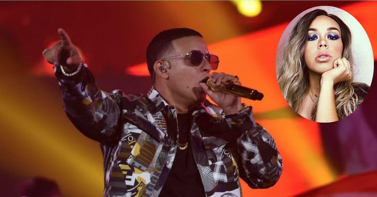 Daddy Yankee y su hija Getty Images/Instagram