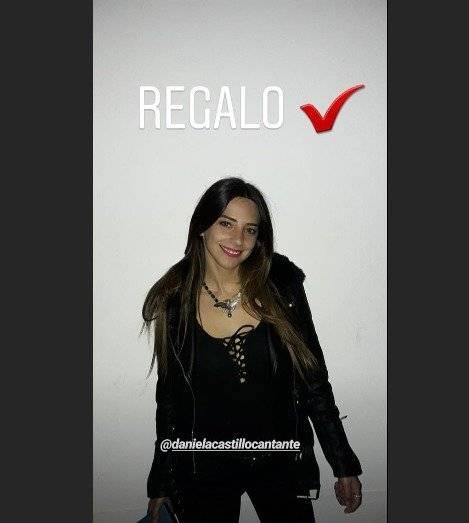 Toarii Valantin y Daniela Castillo