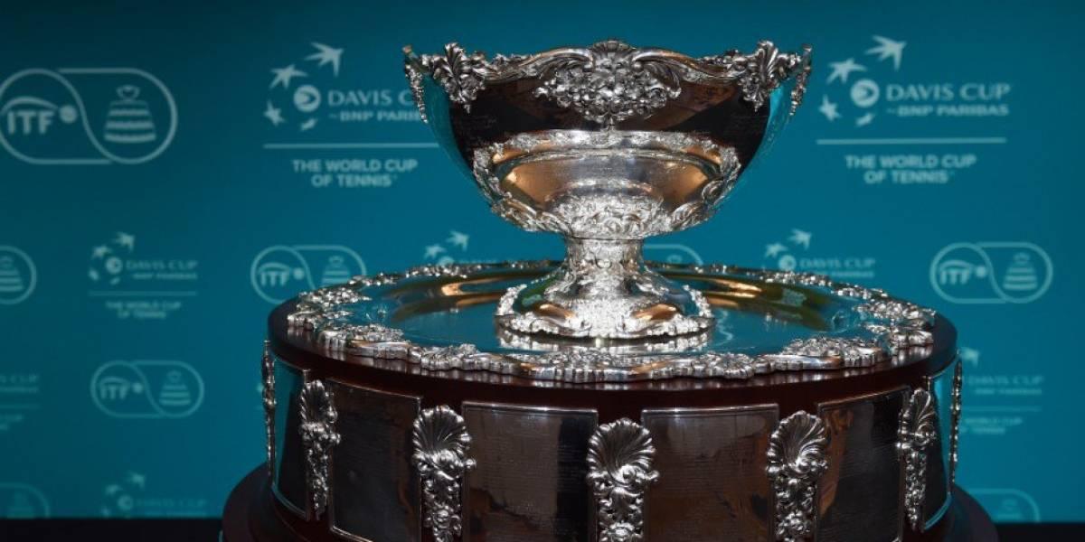 Las dos primeras finales de la Copa Davis armada por Piqué serán en Madrid