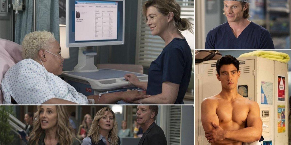 15ª temporada de Grey's Anatomy estreia hoje! Confira tudo o que vai rolar