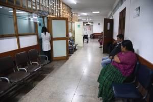 Donadores de sangre en el Incan