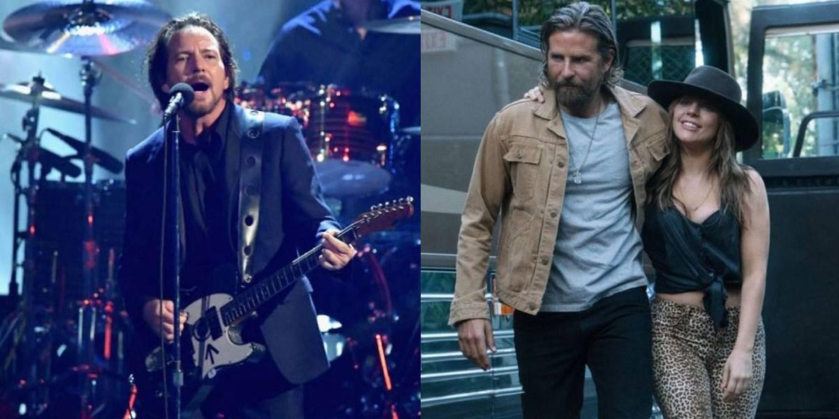 Nasce uma Estrela: Eddie Vedder foi fundamental para o filme, diz Bradley Cooper