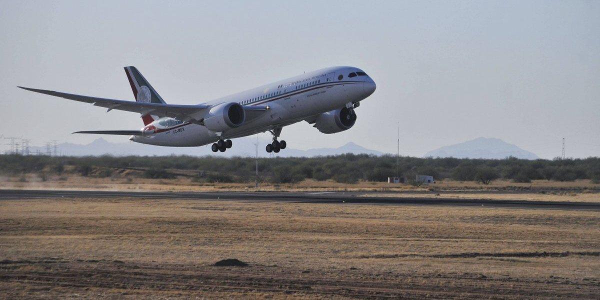 Otra falla en avión presidencial; Enrique Peña Nieto pospone regreso a México