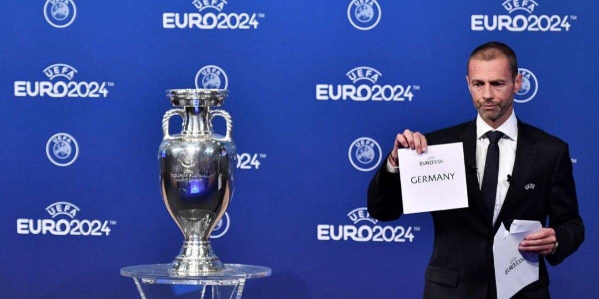 Alemania albergará la Eurocopa 2024