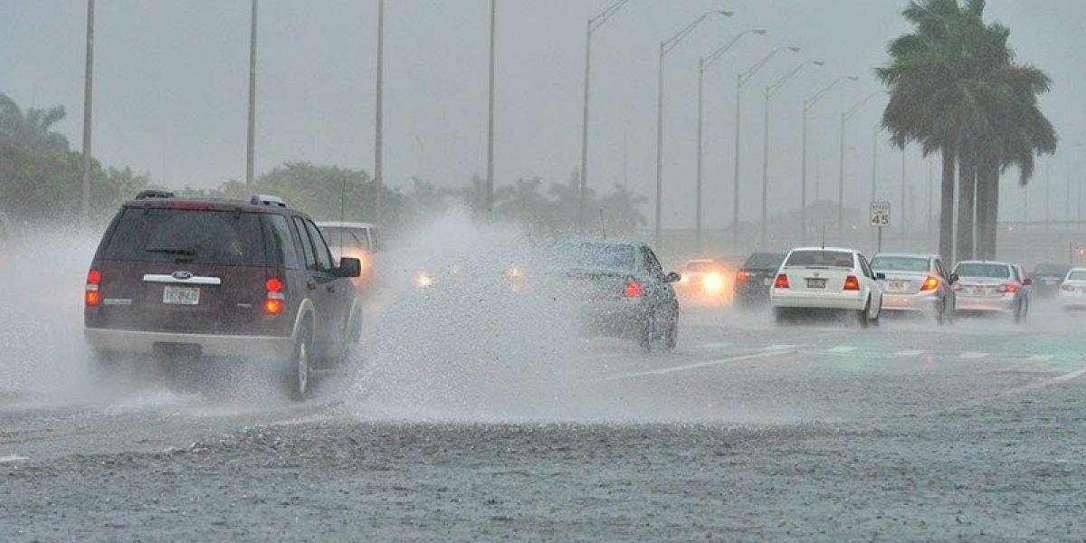 Emiten advertencia de inundaciones para municipios del oeste