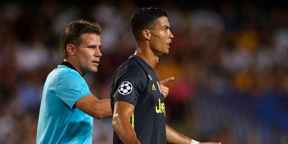 Cristiano Ronaldo recibió solo un partido de sanción en la Champions y podrá jugar ante el United de Alexis