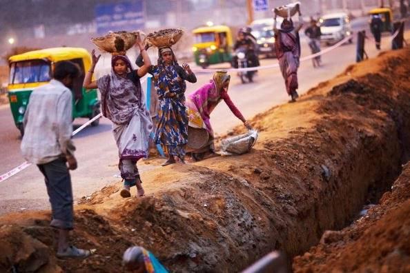 """El veredicto de hoy contra el adulterio """"es extremadamente importante, porque en la sociedad india, en el matrimonio, la mujer se convierte en propiedad del marido"""", explicó la activista Ranjana Kumari. Foto: Getty Images"""