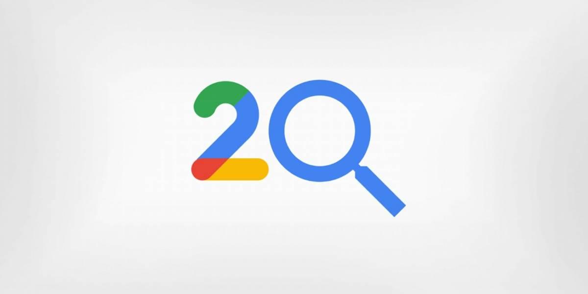 10 cosas que quizás no sabías de Google, que hoy cumple 20 años