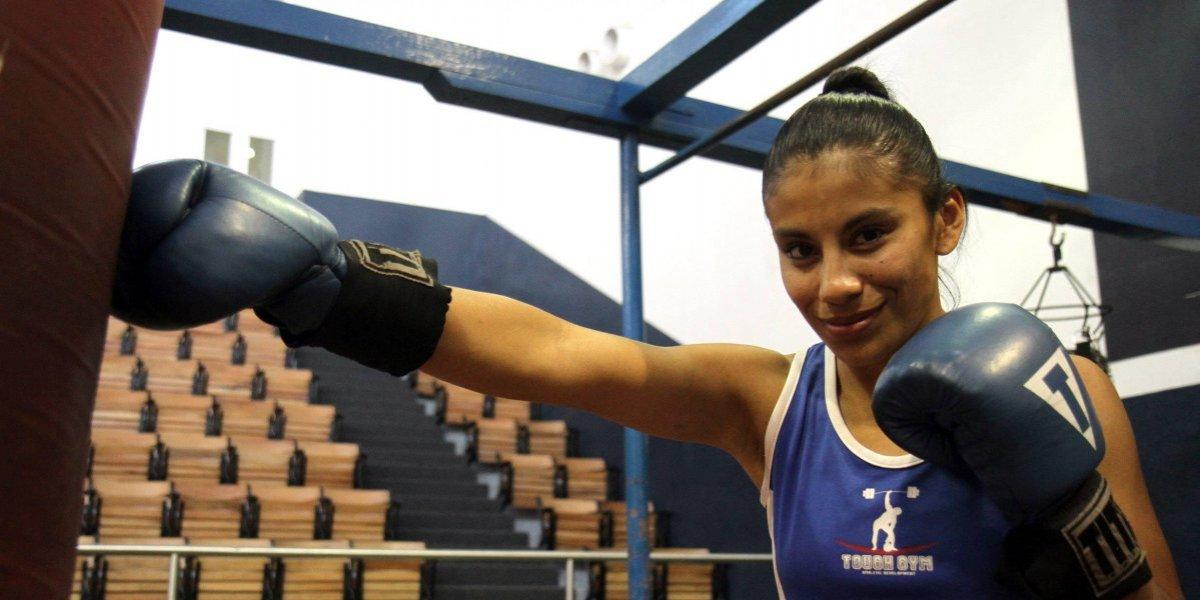"""""""El miedo solo me ha motivado a alcanzar el éxito"""", dice la boxeadora Leilany Reyes"""