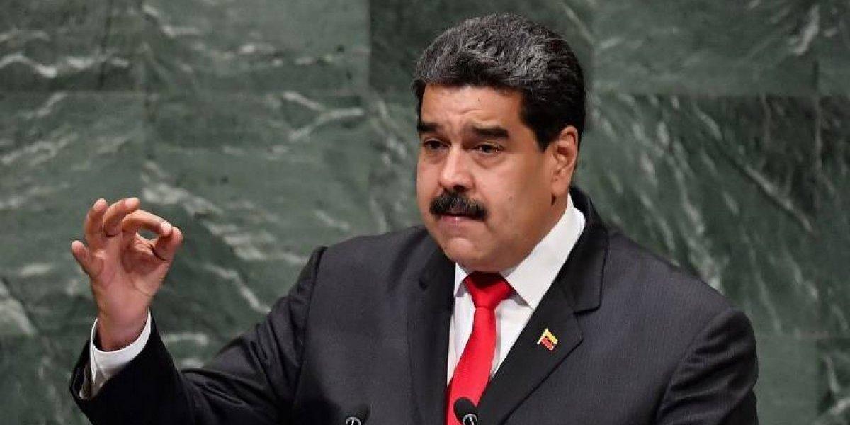 Maduro se reunió en la ONU con el presidente de Irán y el canciller de Rusia